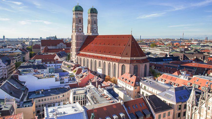Первое знакомство с Мюнхеном - экскурсии