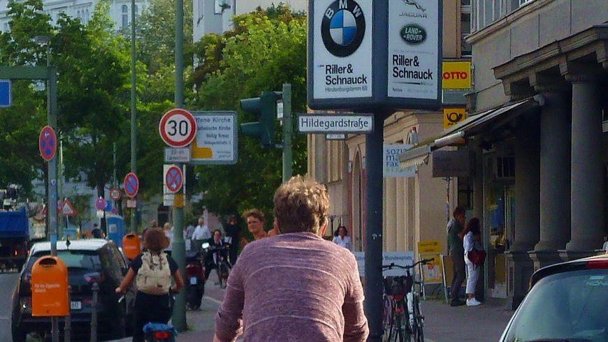 «Немецкий Оксфорд» — велопрогулка в совсем другой Берлин - экскурсии