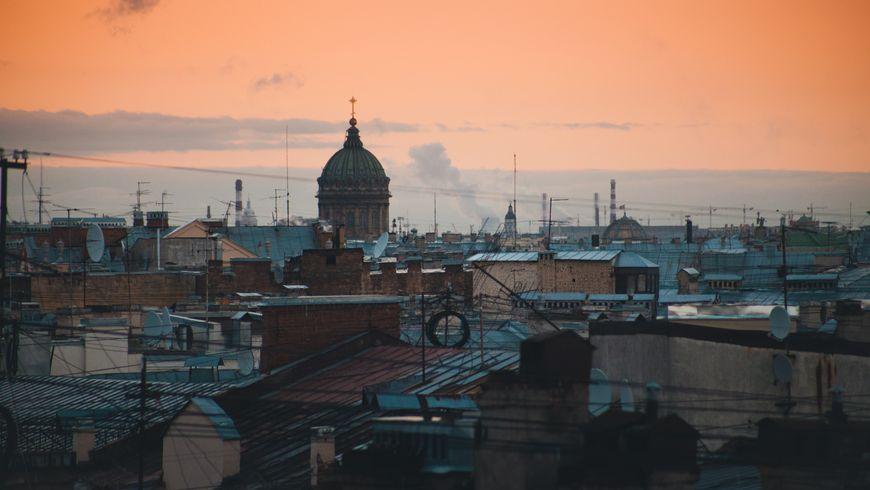 Осенние крыши Петербурга - экскурсии