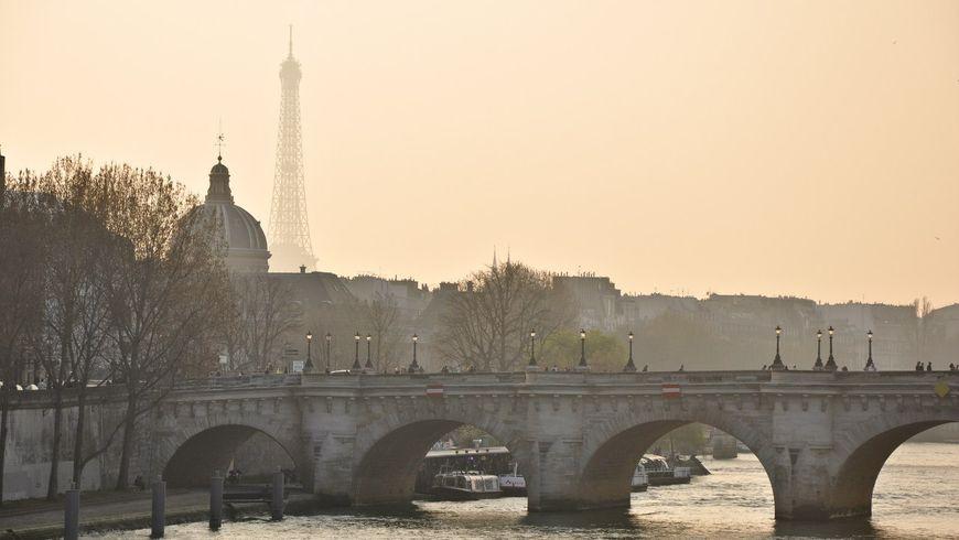 Обзорная пешая экскурсия по Парижу - экскурсии