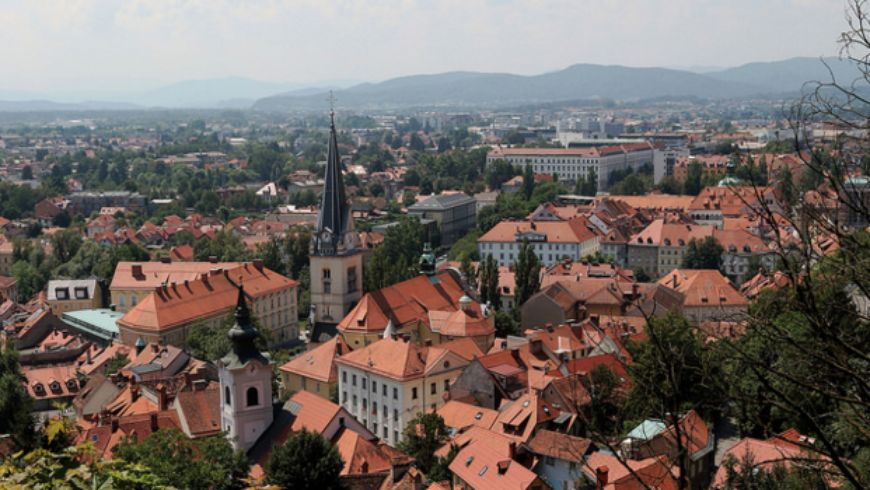 Обзорная экскурсия по Любляне - экскурсии