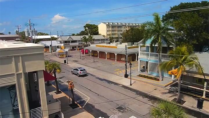 Веб-камера ресторана Two Friends Patio Restaurant, Ки-Уэст, Флорида, США