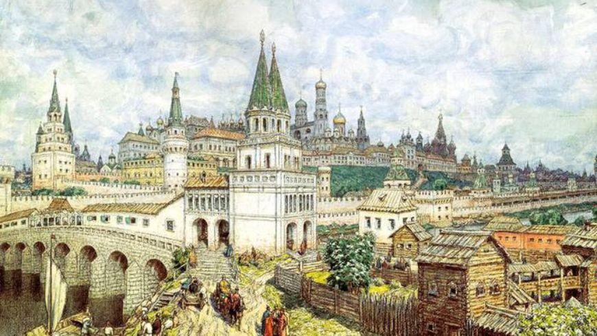 Историческая прогулка по Москве от древности до наших дней - экскурсии