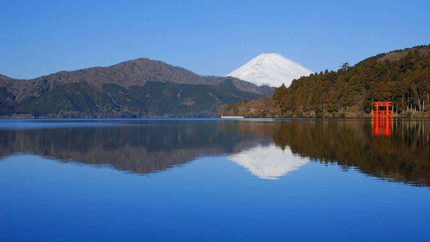 Путешествие в национальный парк Фудзи-Хаконе-Идзу - экскурсии
