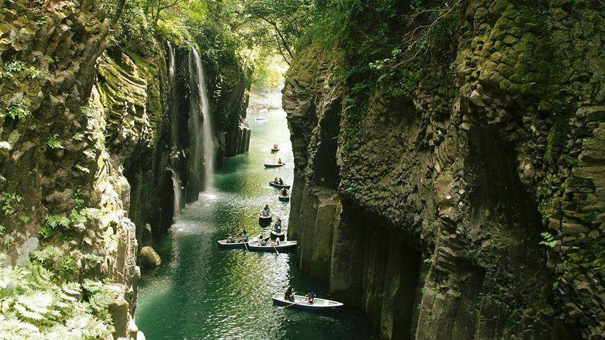 Каньоны и водопады — тайные сокровища западной Грузии - экскурсии