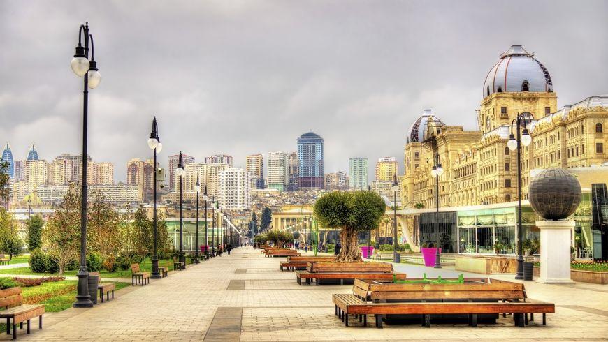 Легенды Баку: фотопрогулка с экскурсией - экскурсии