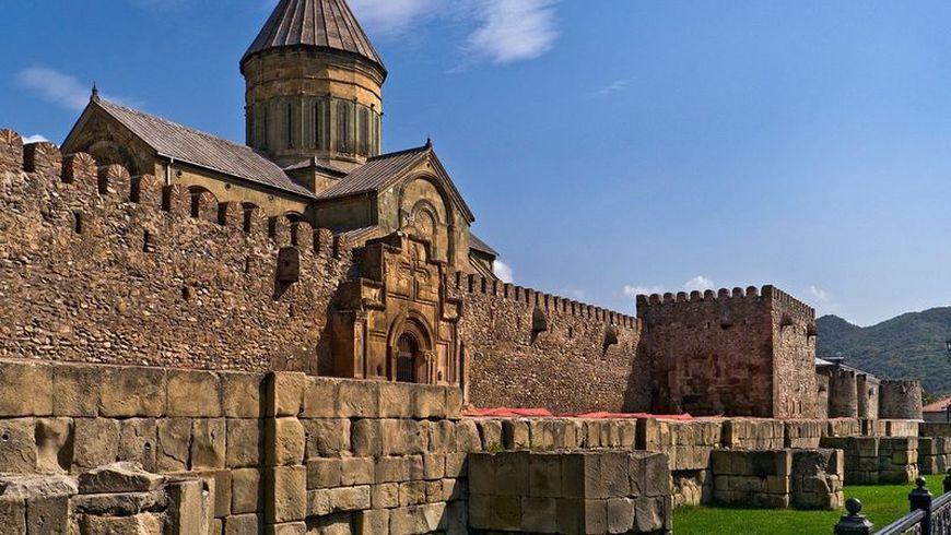 Тбилиси-Мцхета: две древние легенды - экскурсии