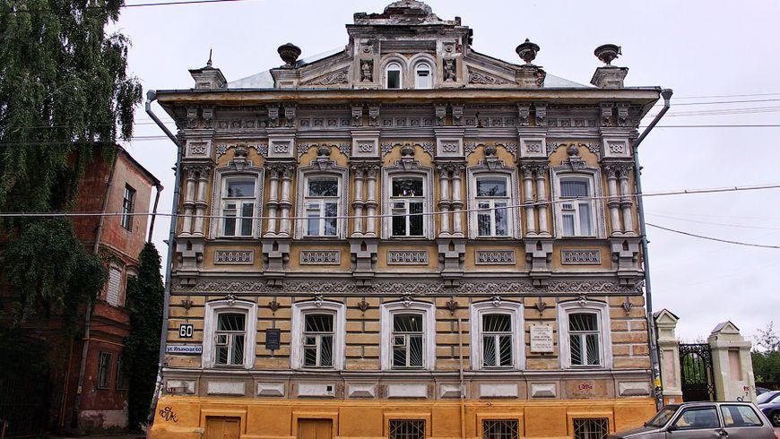 Купеческий Нижний — дома каменные