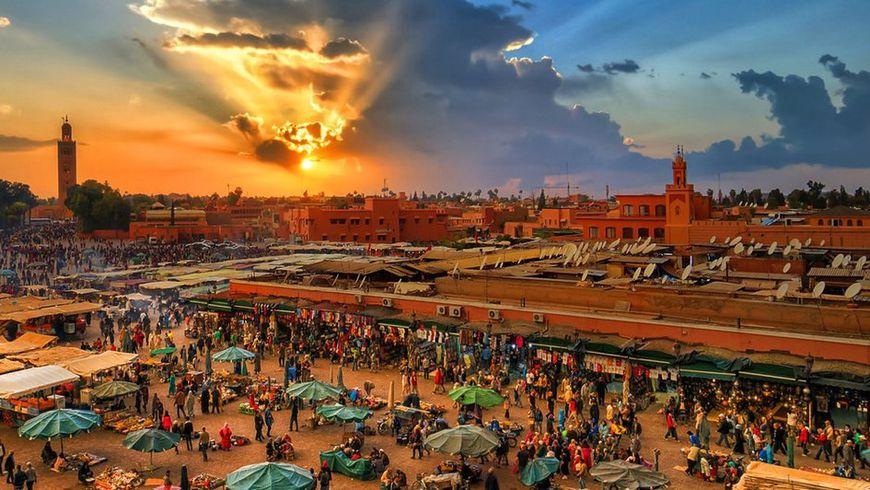Традиции восточного базара: шопинг-тур поМарракешу - экскурсии