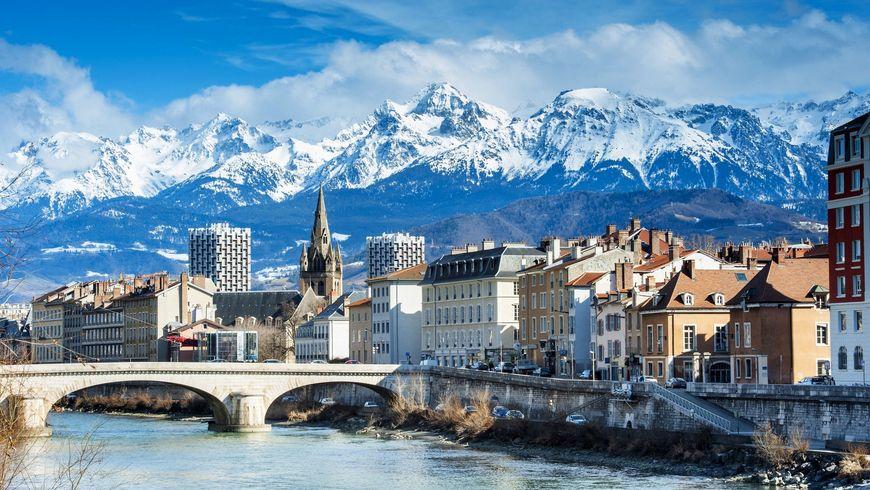 Альпийская столица Гренобль - экскурсии