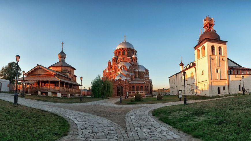 В сказочный Свияжск с историком - экскурсии