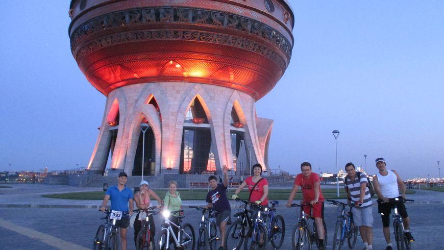 Велоэкскурсия по Казани - экскурсии
