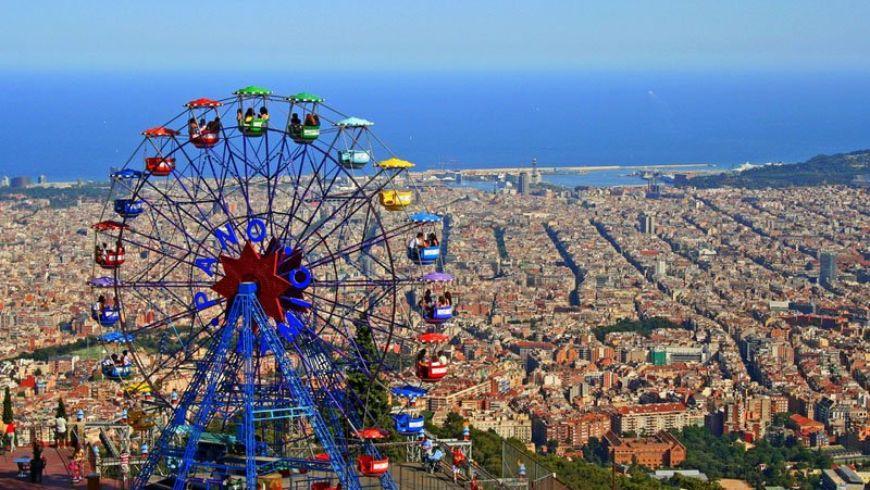 Невероятные приключения детей в Барселоне - экскурсии