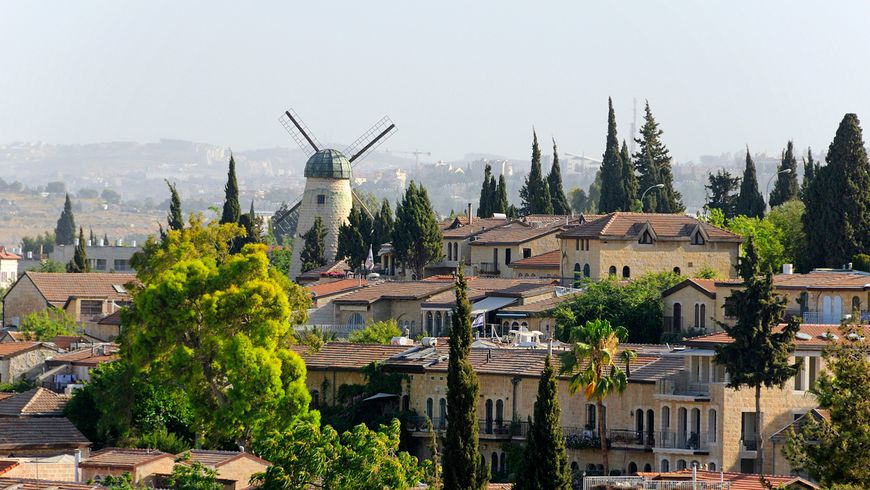 Иерусалим за пределами крепостных стен - экскурсии