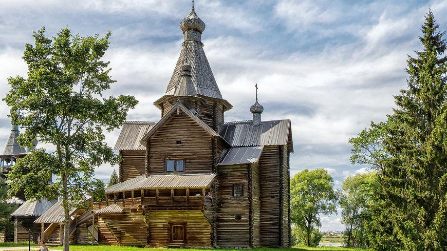 Знакомство с архитектурой Древней Руси - экскурсии