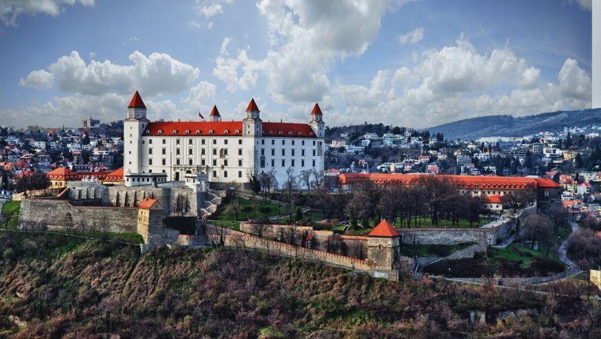 Братиславский замок и Старый город - экскурсии