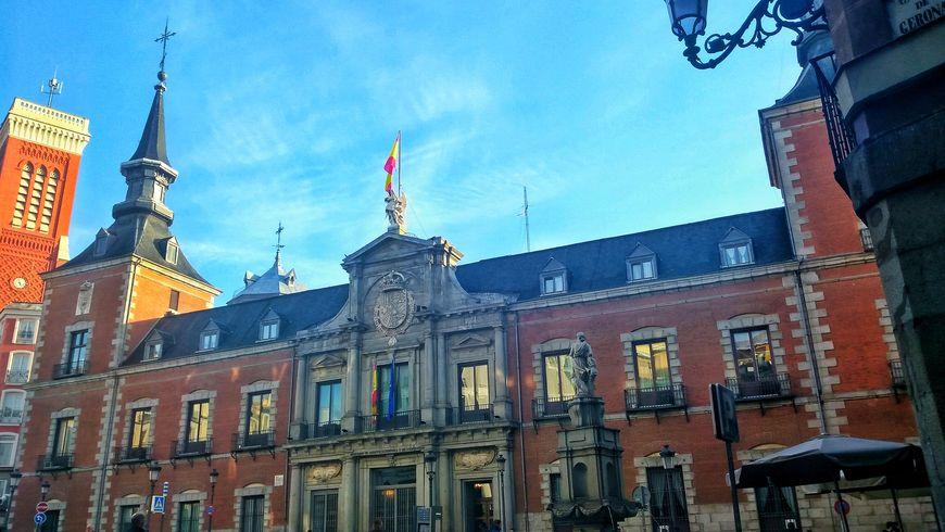 История Мадрида от арабов до Бурбонов - экскурсии