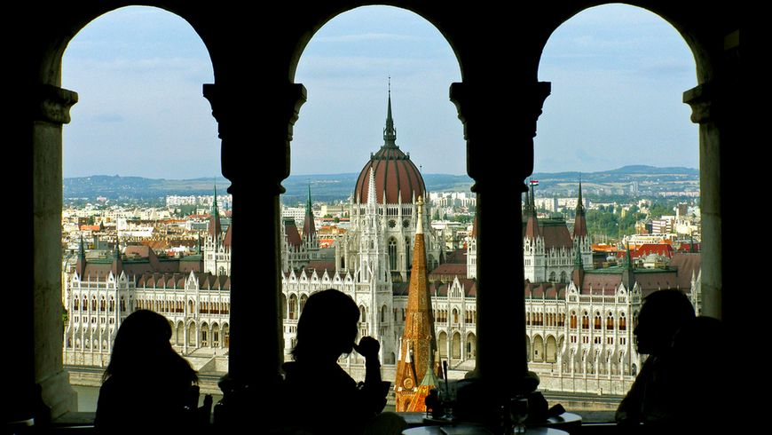 Сладкий Будапешт - экскурсии