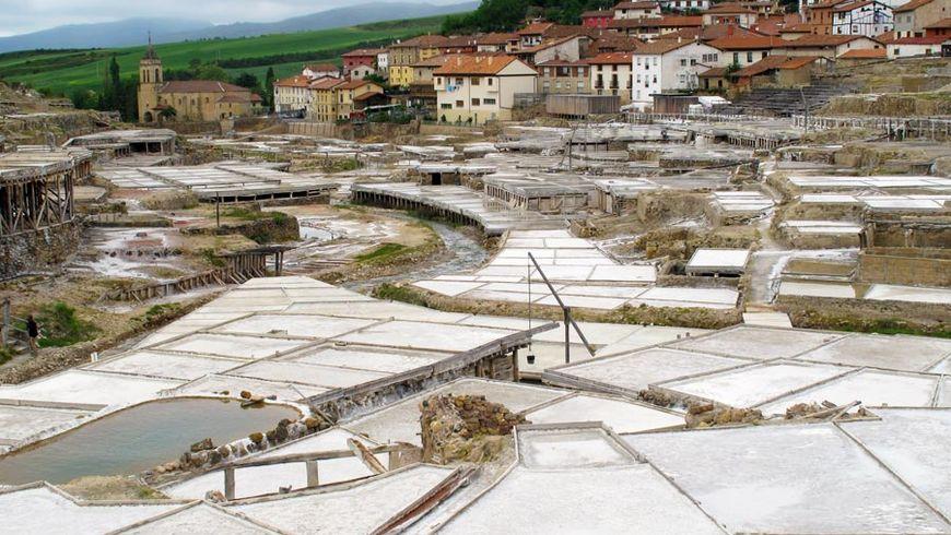 Белая жемчужина Страны Басков — Салинас де Аньяна - экскурсии