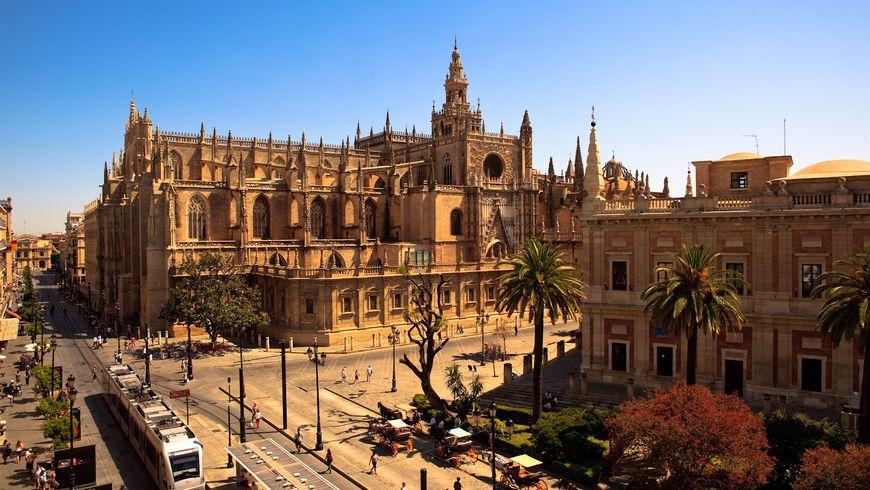 Обзорная экскурсия по Севилье - экскурсии