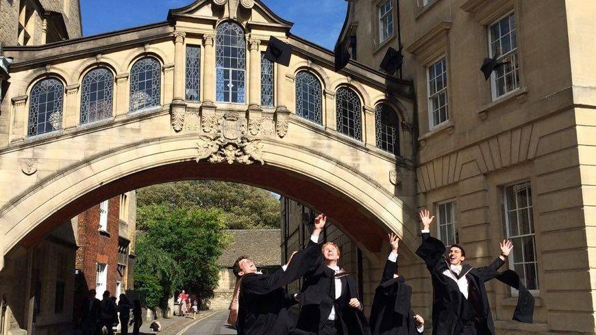 Путешествие в Оксфорд - экскурсии