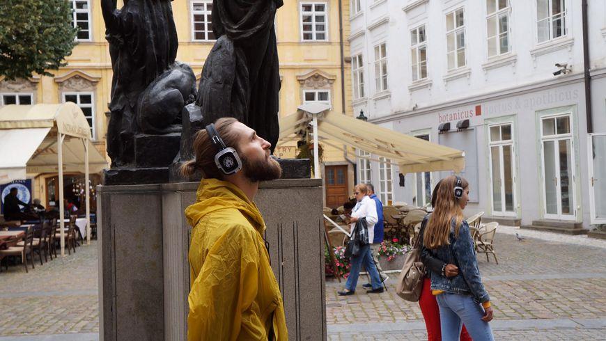 Иммерсивный променад по Праге - экскурсии