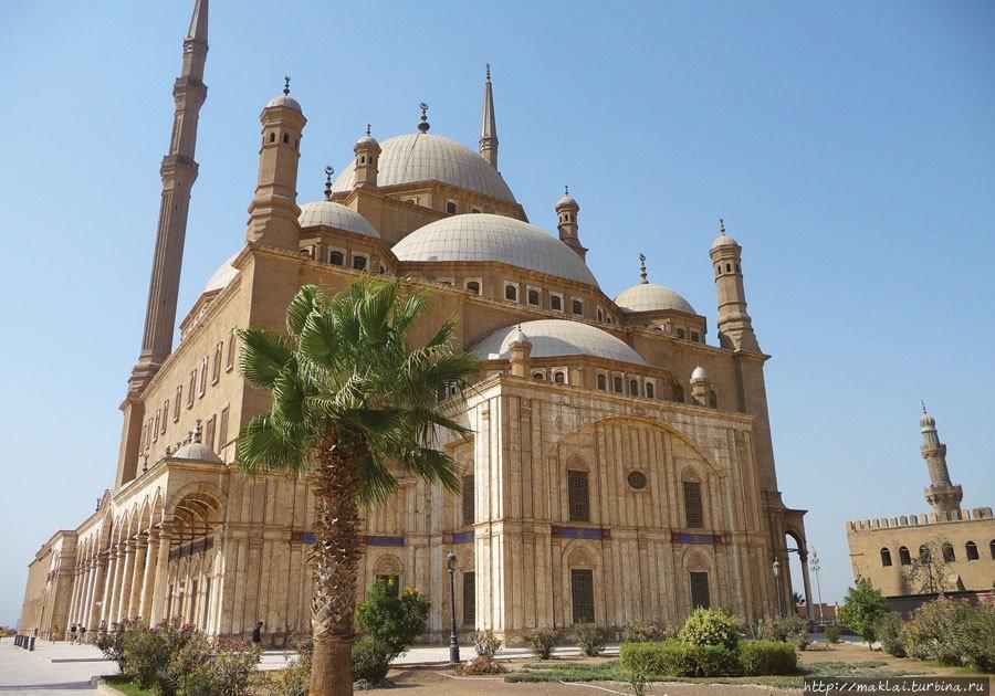 Мечеть Мухаммеда Али Каир