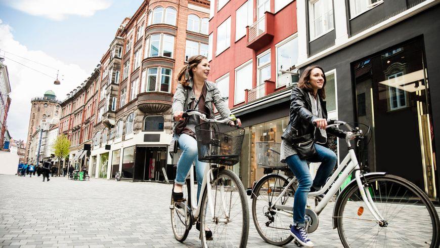 На велосипеде по Копенгагену - экскурсии