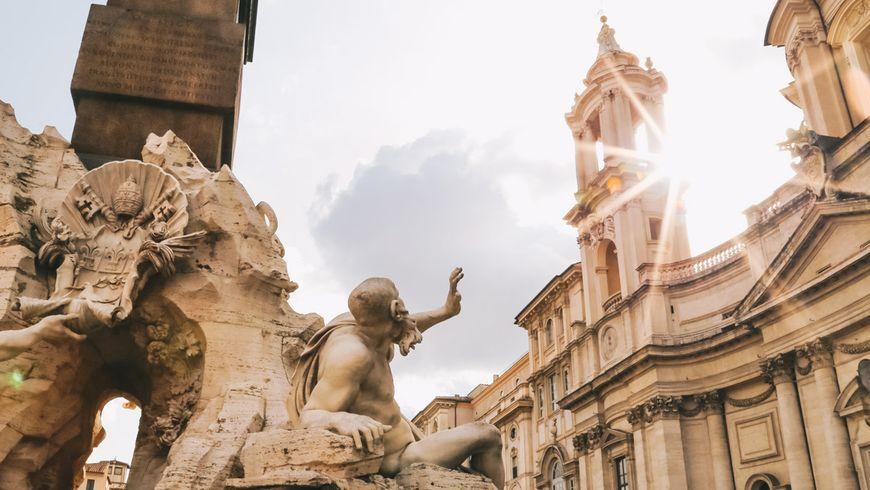 Римские легенды классического маршрута - экскурсии