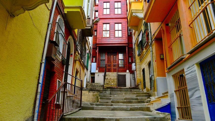 Стамбул с изнанки - экскурсии