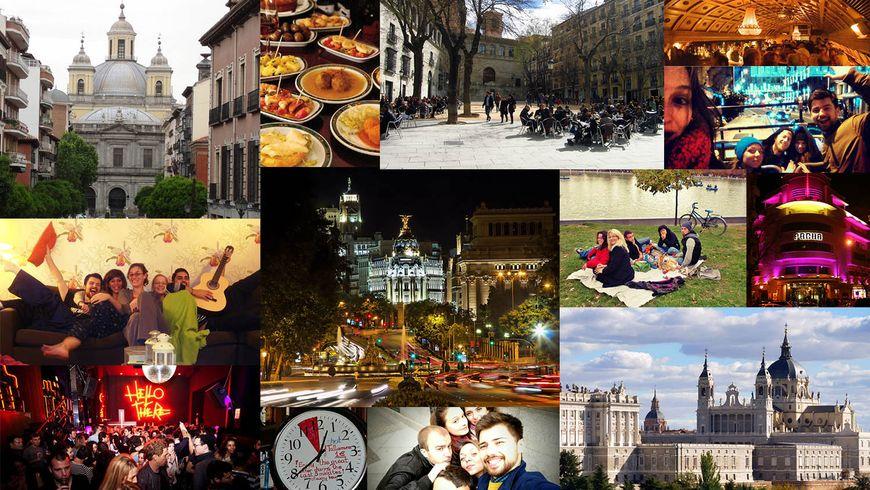 Экспресс Мадрид - экскурсии