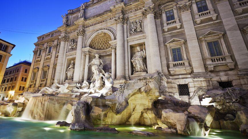 Роскошное римское барокко - экскурсии