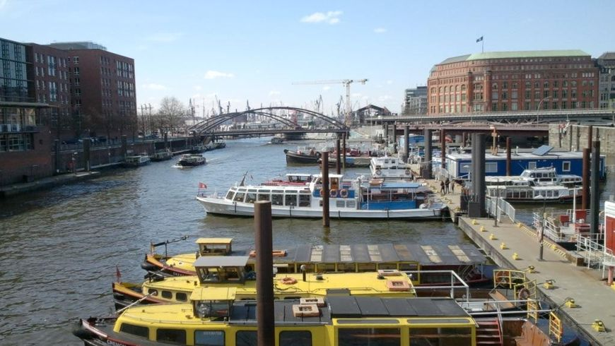 Мой любимый Гамбург: от центра до окраин - экскурсии