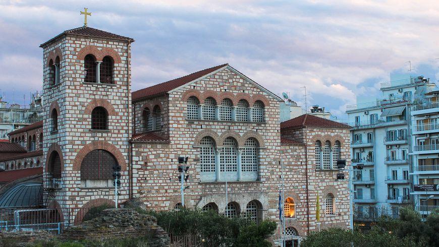 Православные святыни Салоников - экскурсии