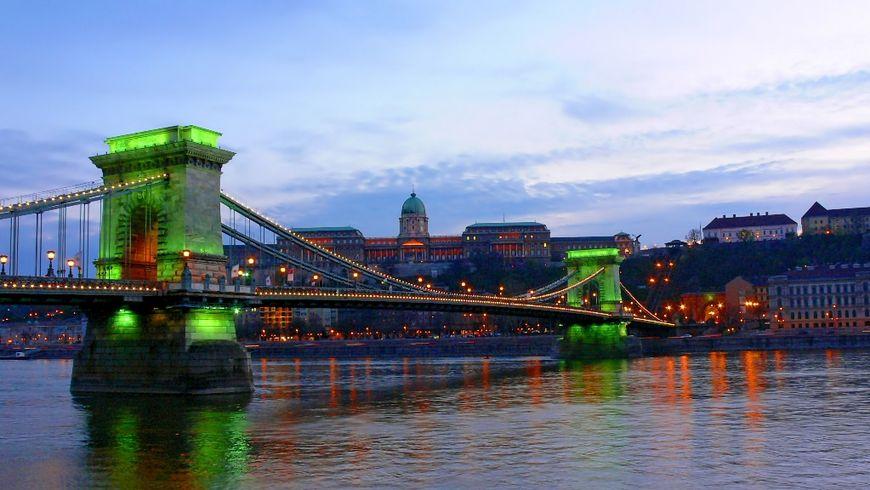 Прогулки по Будапешту - экскурсии