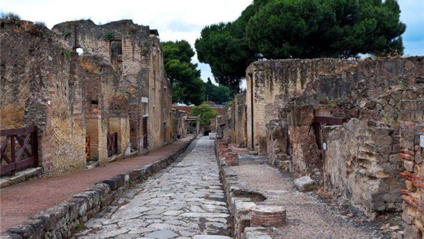 Эрколано-город