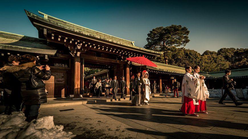 Самые удивительные храмы Токио - экскурсии