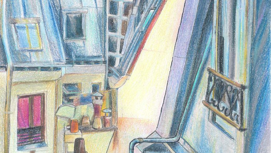 Париж в ваших зарисовках — лучше любых открыток и фотографий! - экскурсии