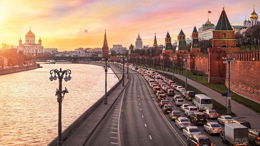 Портреты и«закулисье» набережных Москвы - экскурсии