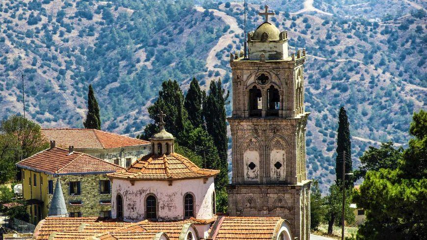 Путешествие по горным деревням Кипра - экскурсии