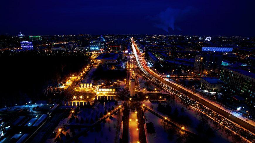Ночная Тюмень - экскурсии