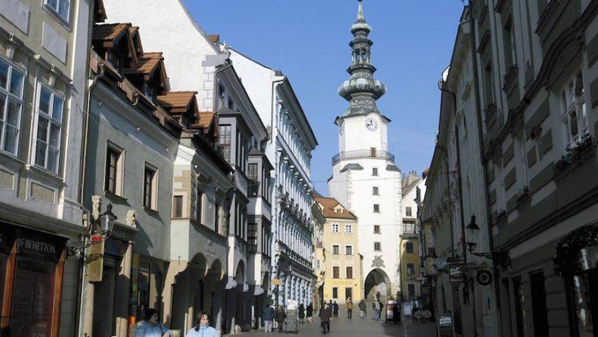 Братислава— тёмная жемчужина Дуная - экскурсии