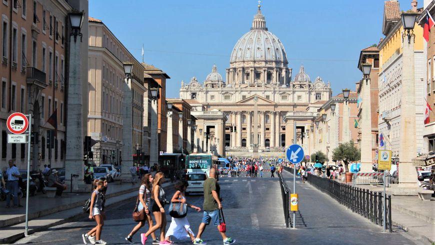 Секреты Рима: история