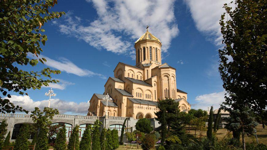 По святым местам Грузии - экскурсии