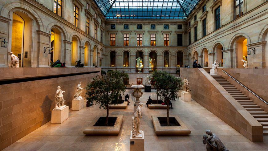 Величайшие шедевры Лувра - экскурсии