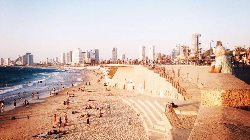 Полюбить настоящий Тель-Авив - экскурсии