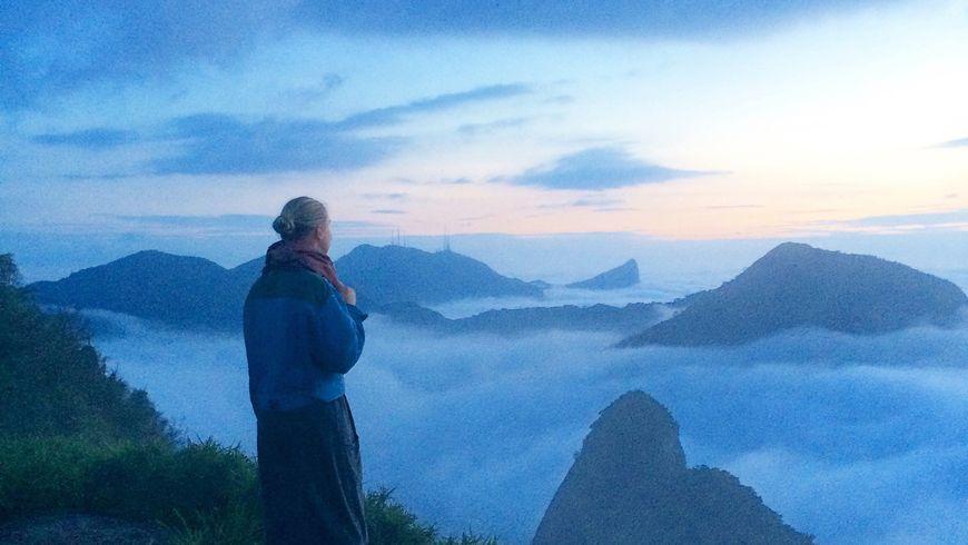"""Встретить рассвет на вершине """"Педра Бонита"""" - экскурсии"""