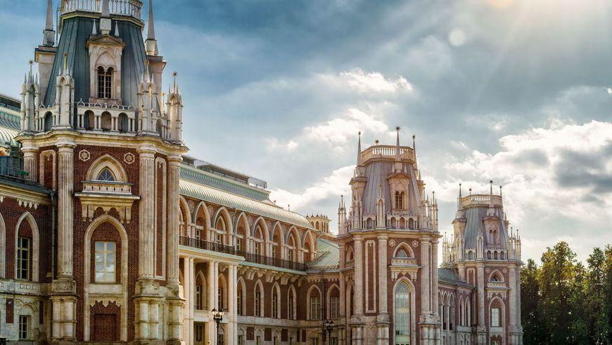 Царицыно: театр архитектуры - экскурсии