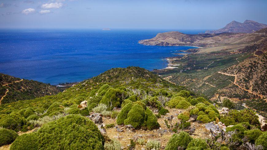 Все краски западного Крита - экскурсии