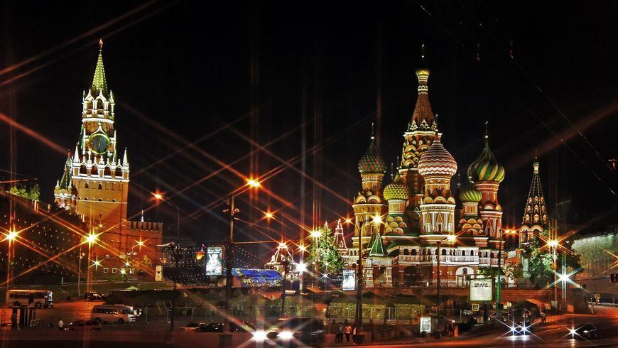 Огни Москвы: классическая обзорная - экскурсии